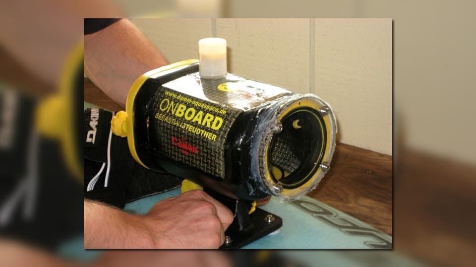 Für die Produktion kam jede Menge spezieller Kameratechnik zum Einsatz.