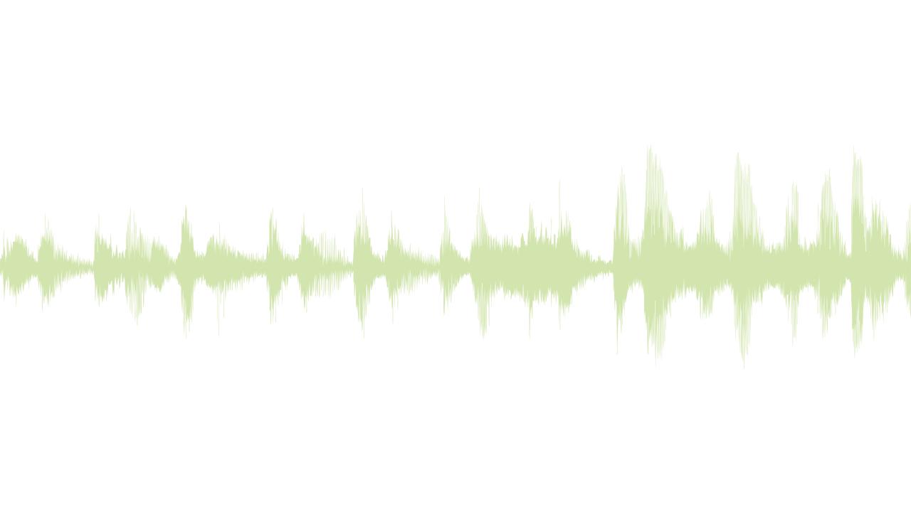 Der Sprechertext wird in einem Tonstudio oder einer Tonkabine aufgezeichnet.