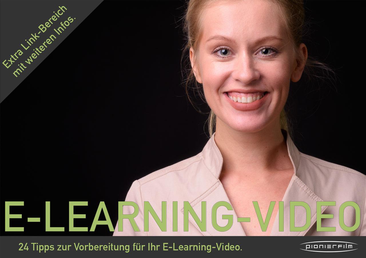 Laden Sie hier unsere 24 Tipps zum Thema E-Learning-Video-Produktion herunter.