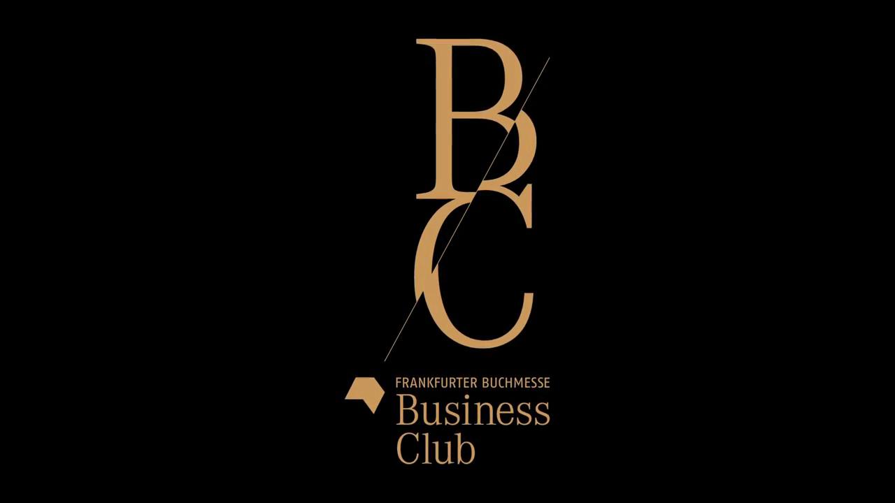 Filmproduktion für den Business Club der Frankfurter Buchmesse