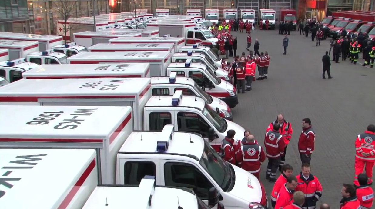 Gleich 38 Fahrzeuge hat die Carl Friedrichs GmbH aus Frankfurt übergeben. Wir waren live dabei und haben diesen Impressionsfilm gedreht.
