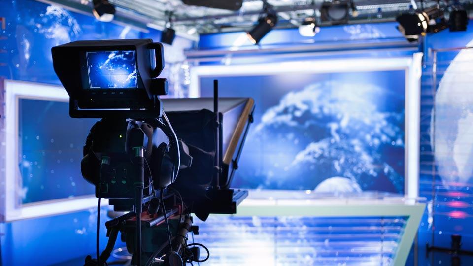 Filmstudio mieten für professionelle FIlmproduktionen.