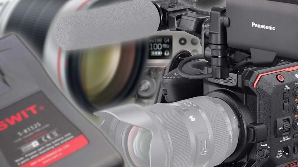 Filmtechnik leihen im Raum Mannheim, Heidelberg und Rhein-Neckar? Kein Problem. Die Pioniere verleihen Ihre Technik.