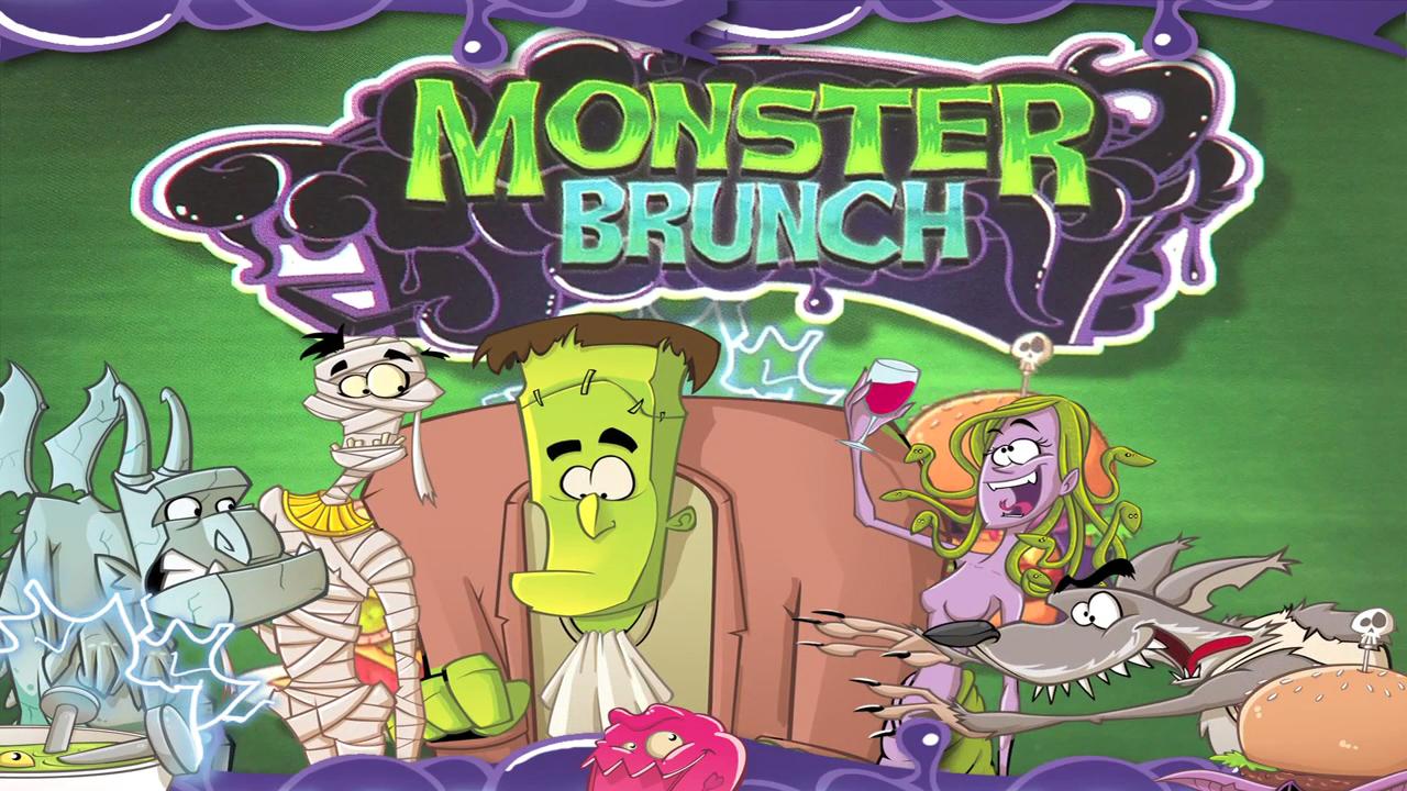 Monster Brunch von HUCH! war nur eines der vielen Spiele, für die wir ein Spielevideo erstellt haben.