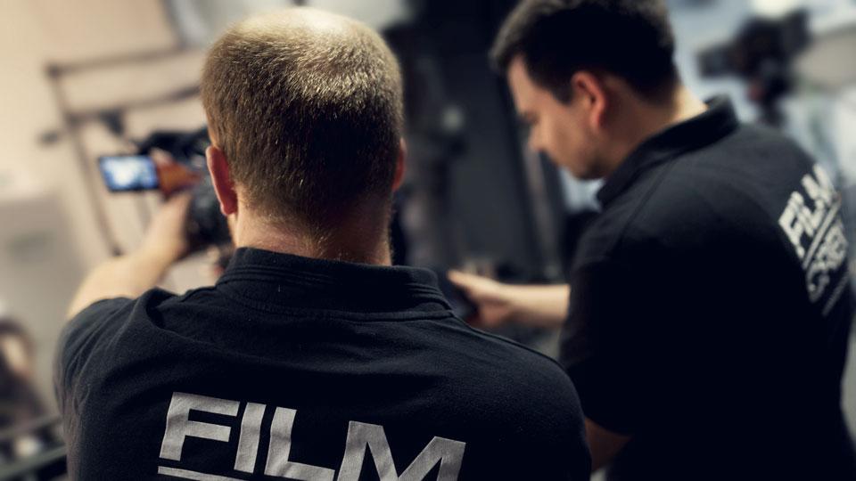 Kamerateam mieten in Mannheim, Frankfurt und Heidelberg.