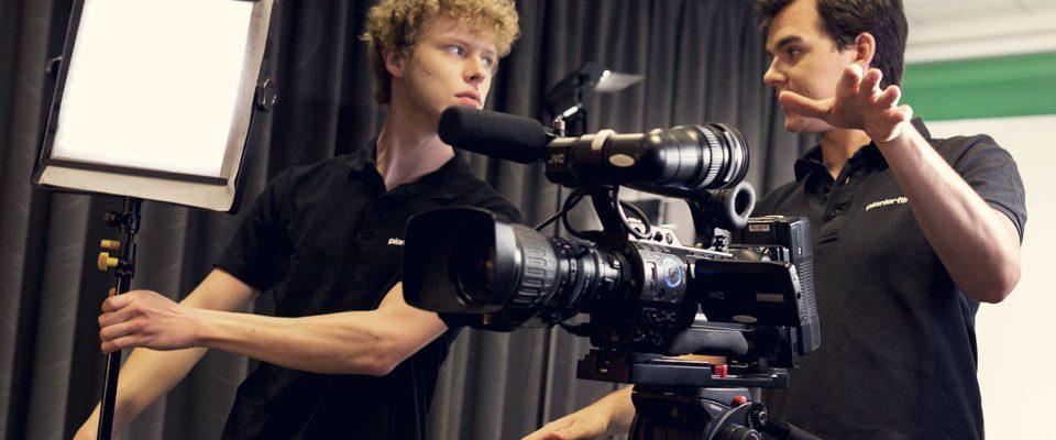 Wir verfügen über ein großes Know-How in allen Bereichen der Filmproduktion.