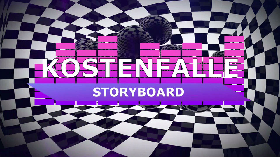 Kostenfallen in der Videoproduktion - Episode 04 - Das Storyboard