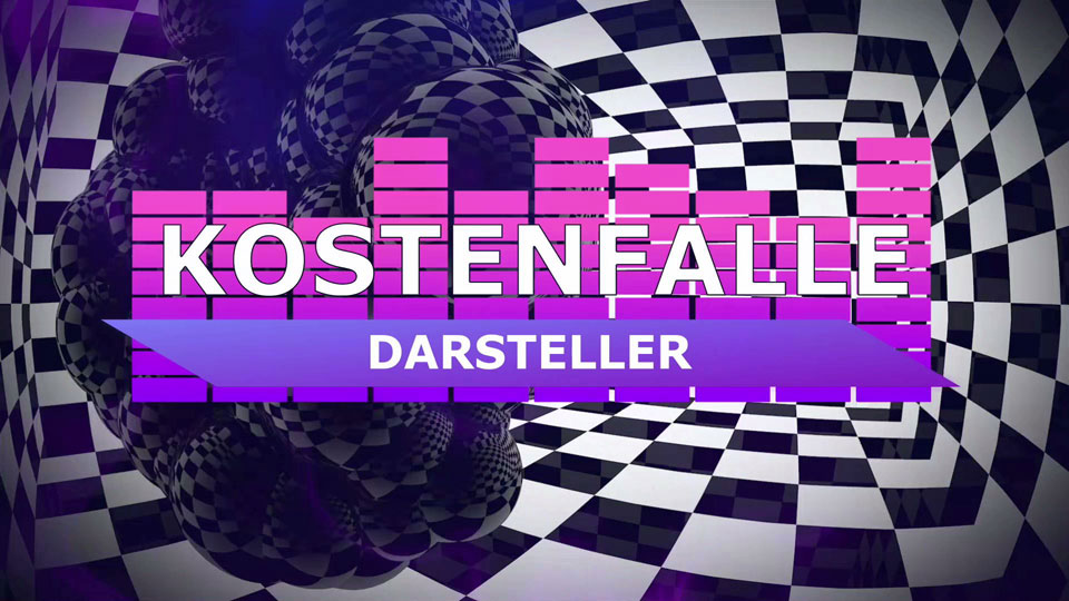 Kostenfallen in der Videoproduktion - Episode 14 - Darsteller