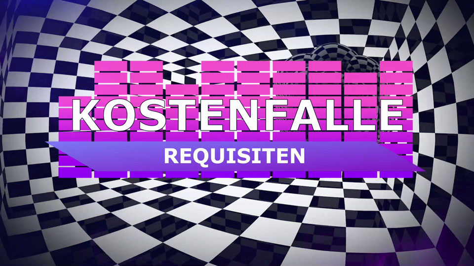 Kostenfallen in der Videoproduktion - Episode 15 - Requisiten