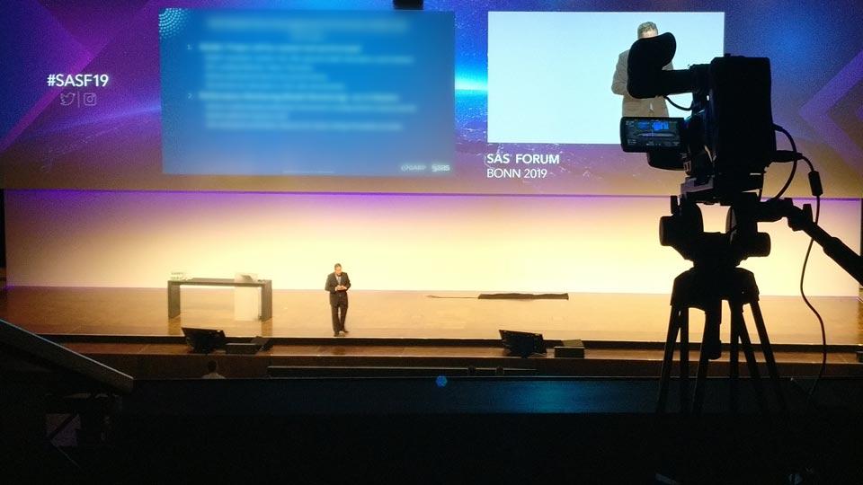 Als Livestream Anbieter ist eines wichtig: Testen, testen, testen.
