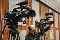 Livestream für das SAS Institute aus Heidelberg.