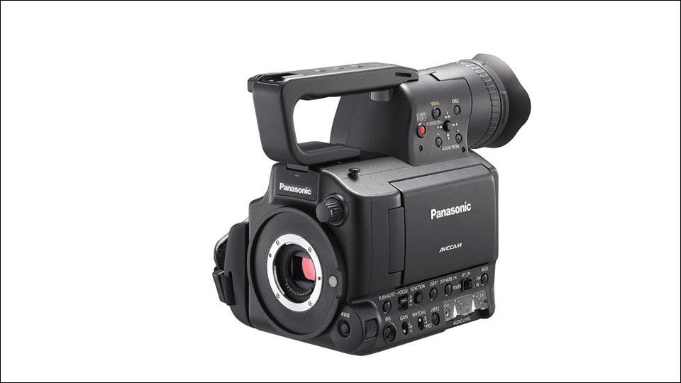Die AF101 - Für hochwertige Aufnahmen in Imagefilm, Werbefilm und Produktvideo.