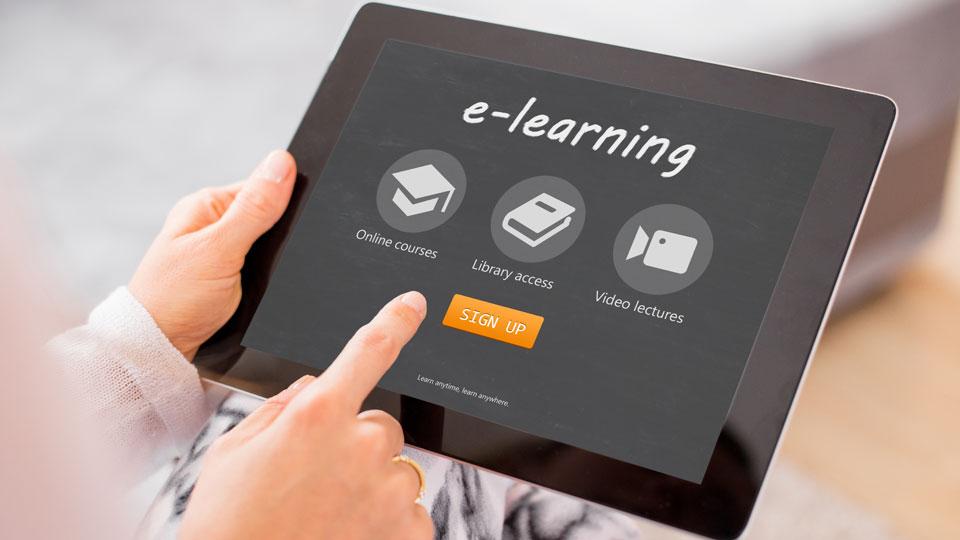 eLearning Videos sind ebenfalls eine Sonderform der Schulungsvideos.