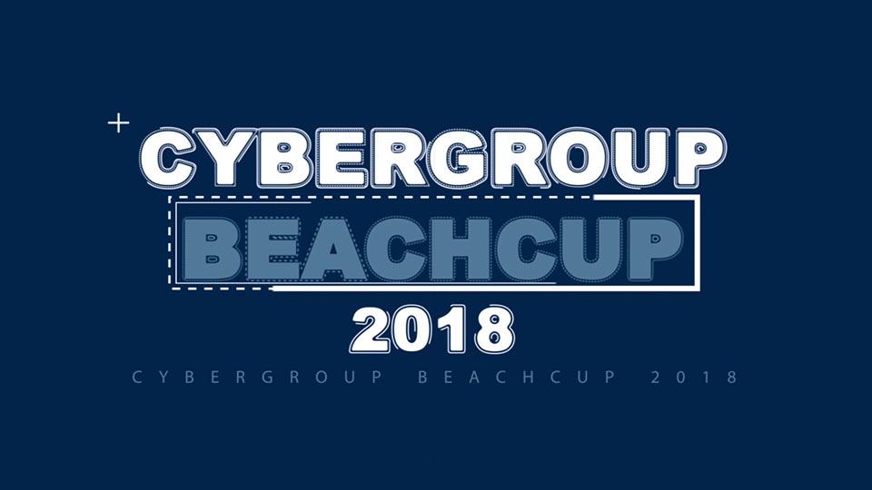 Eventfilmproduktion für den Cybergroup Beachcup 2018.