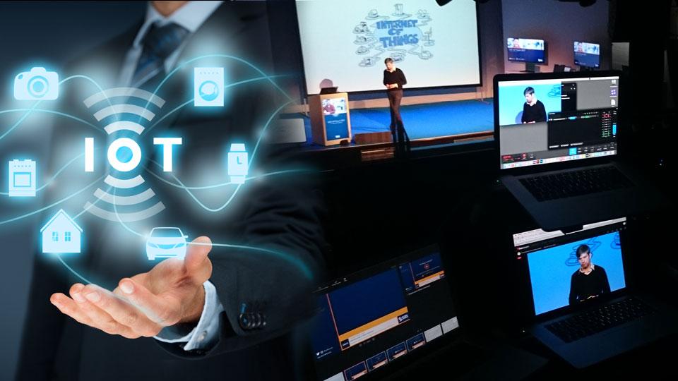 Livestream in München für das SAS IoT Forum