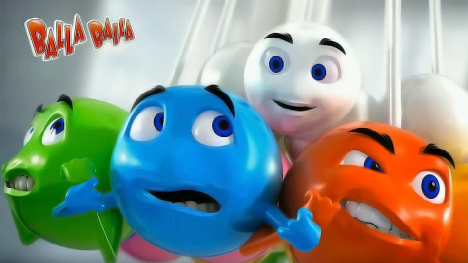Für HUCH! Spiele haben wir die Synchronisation von Balla Balla durchgeführt.