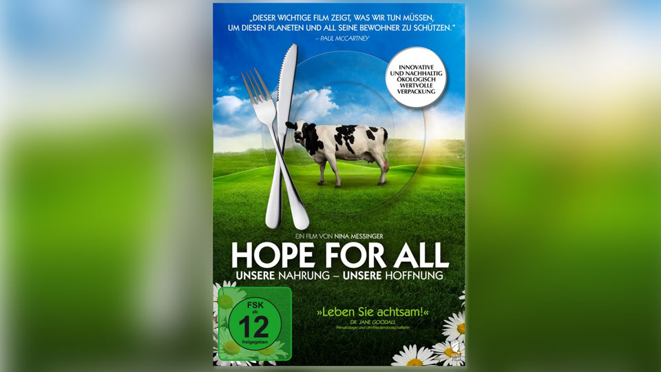 Untertitelung nach Chinesisch, Spanisch und Französisch für den Film HOPE FOR ALL