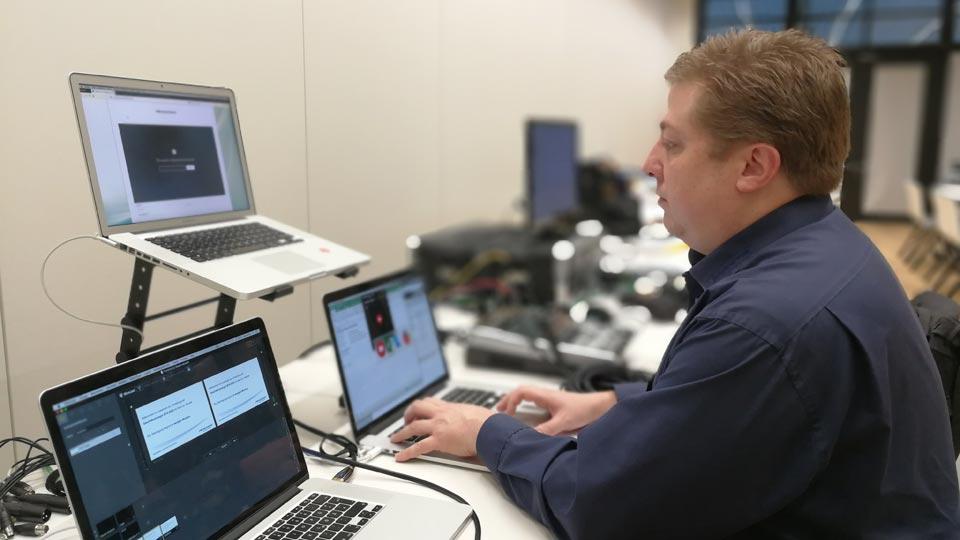 Livestream zur Strategievermittlung mit unserem Stream Operator Daniel Klahr.