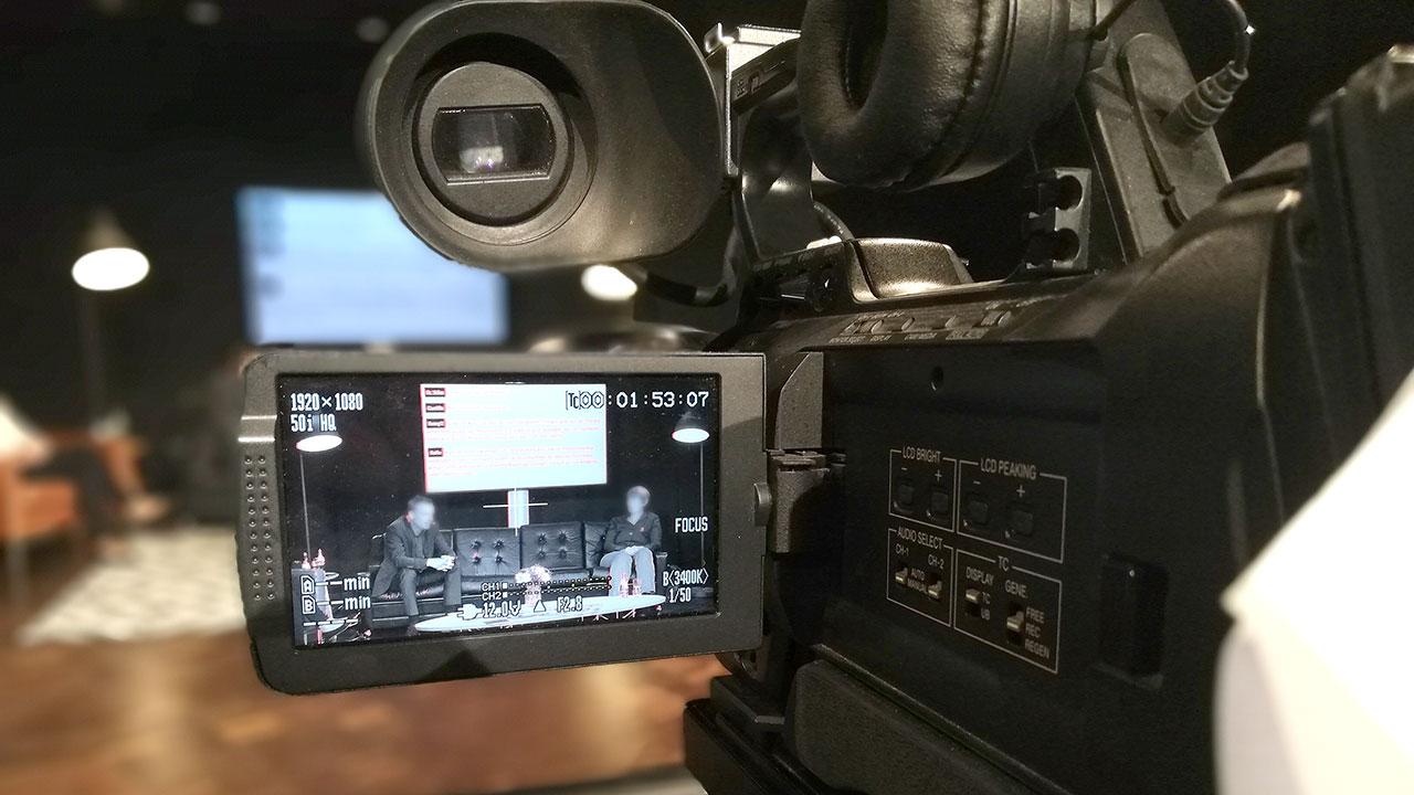 Livestream Unternehmen im Einsatz für Partnerseitz. Teil 2.