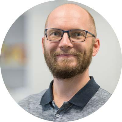 Pionier Ralf zeichnete sich als Projektleiter verantwortlich für die Produktion der einzelnen Interviews.