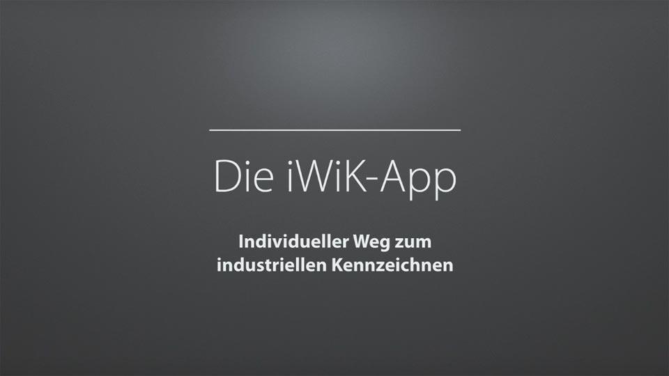 Für die App iWik haben wir ein Produktvideo erstellt.