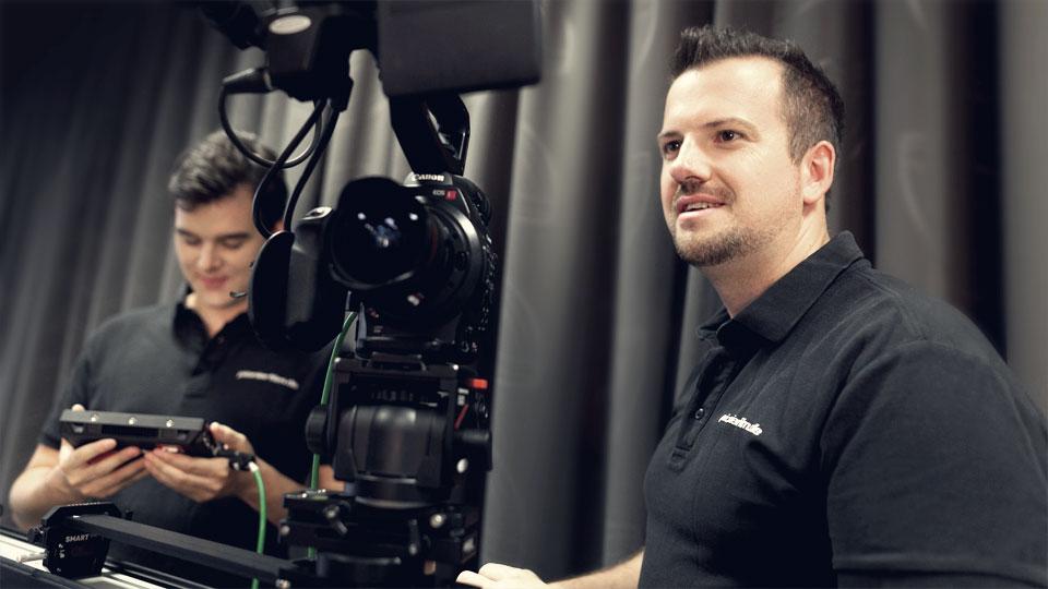 Wir sind Ihre Filmproduktionsfirma für professionelle Filmproduktionen.