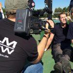 Für den Imagefilm für SSC Wind wurde in der German Wind Academy gedreht.