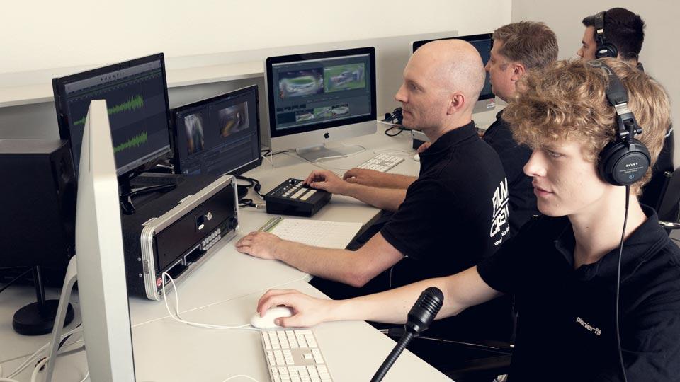 Wir sind genügend Pioniere, um Projekte schnell und professionell durchzuführen.