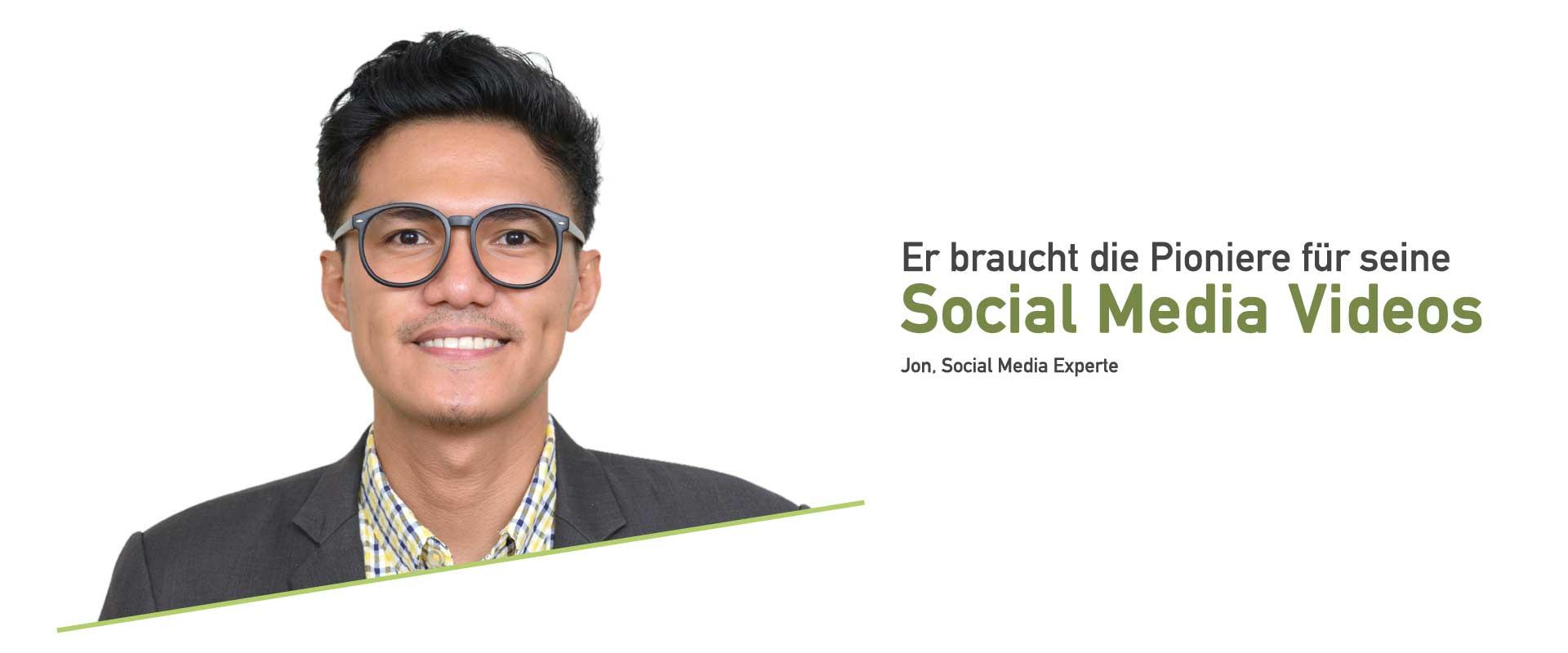 Social Media Videos bedürfen besonderer Beachtung. Nicht nur sind sie essenziell im Marketing Mix, sie müssen auch speziell für Social Media produziert sein.