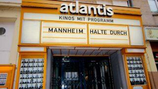 Pioniere spenden ans Atlantis Kino
