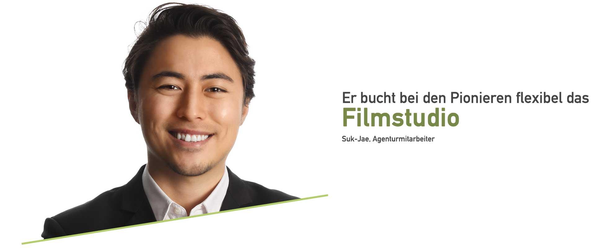 Filmstudio mieten für optimale Aufnahmen