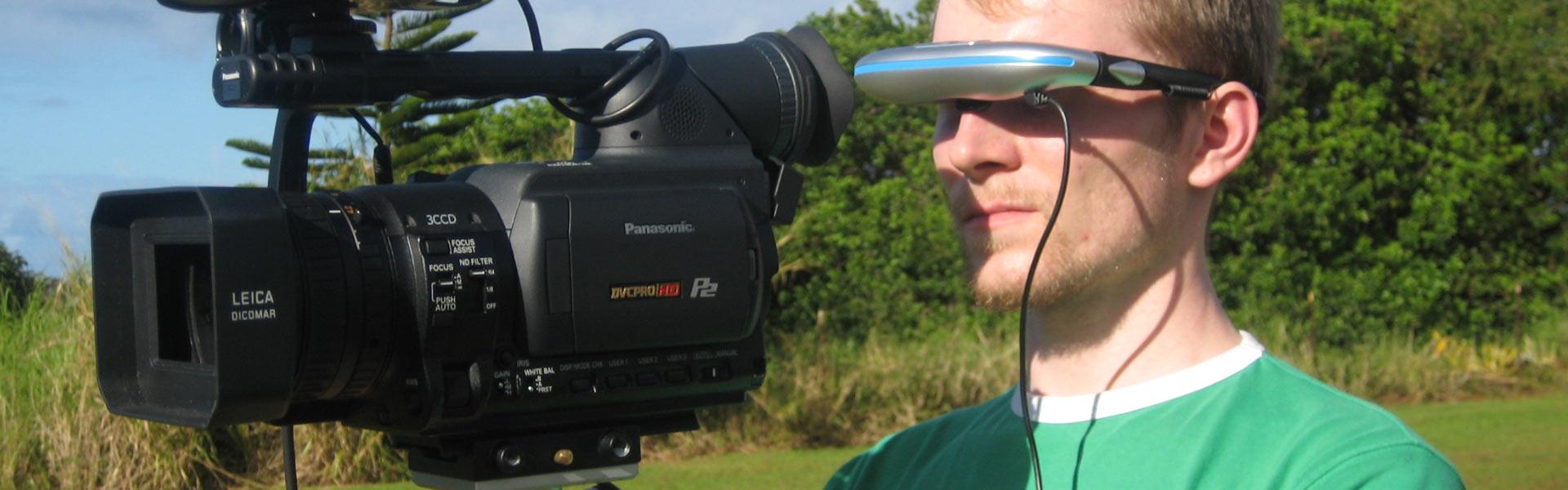 Produzieren Sie Ihren Produktfilm mit der Pionierfilm.