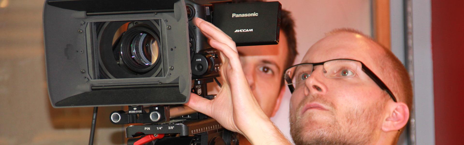 Wir sind Filmproduzenten auch für Agenturen