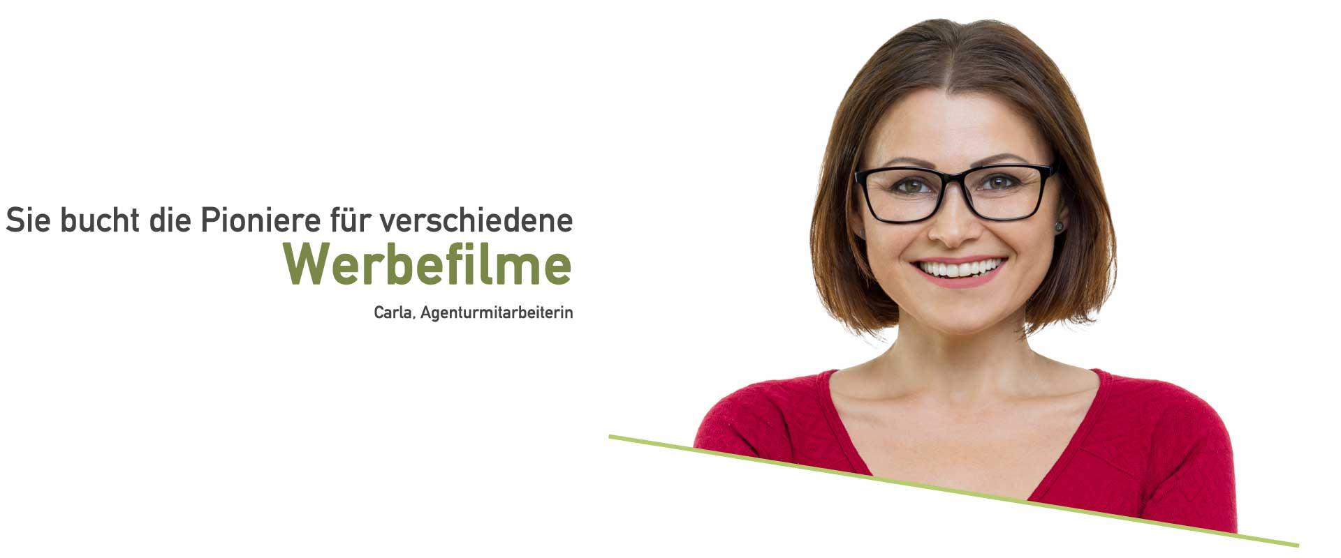 Werbefilm erstellen mit Vollblut-Profis