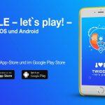 Werbefilm für App Twiddle