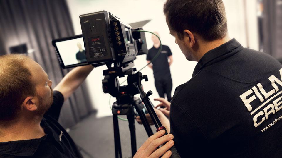 Werbefilm erstellen mit der Pionierfilm GmbH.