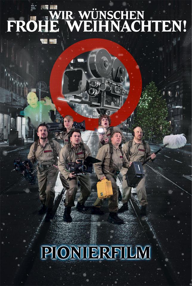 Frohe Weihnachten 2019 von den Pionieren.