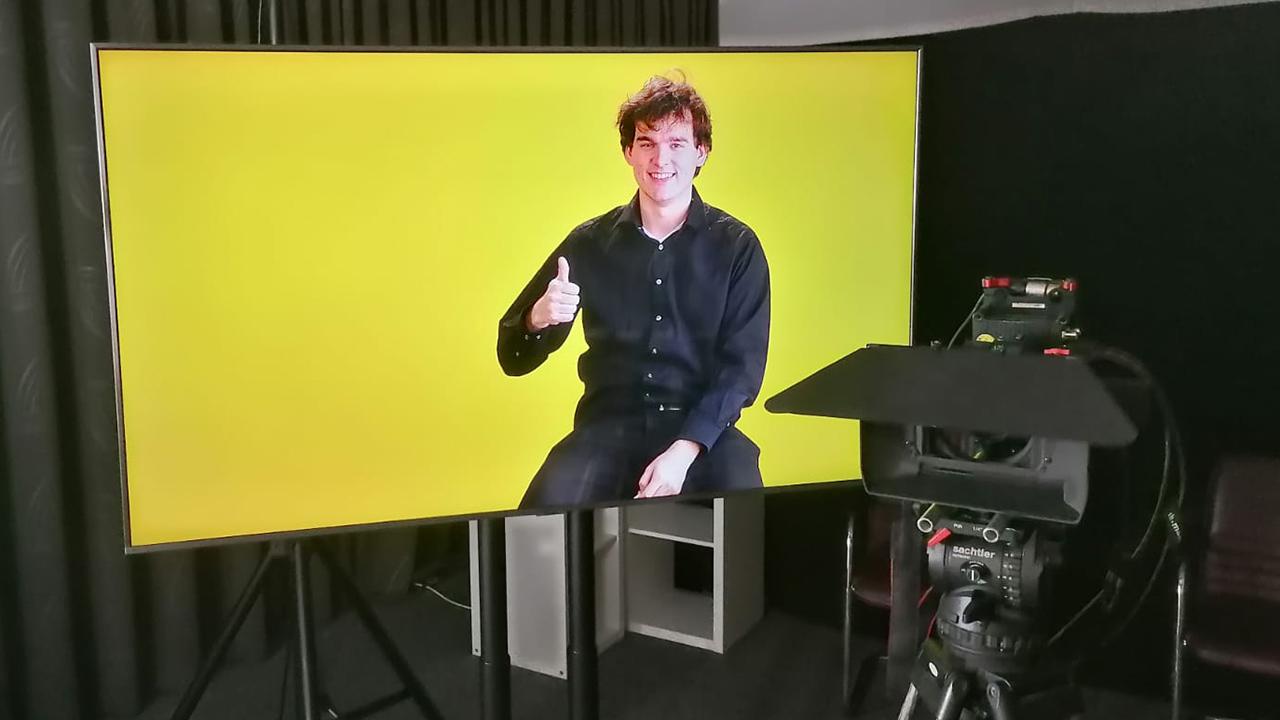 Die Agentur Ketchum engagiert uns Pioniere als Filmproduzent für Recruitingvideos für das ZI Mannheim.