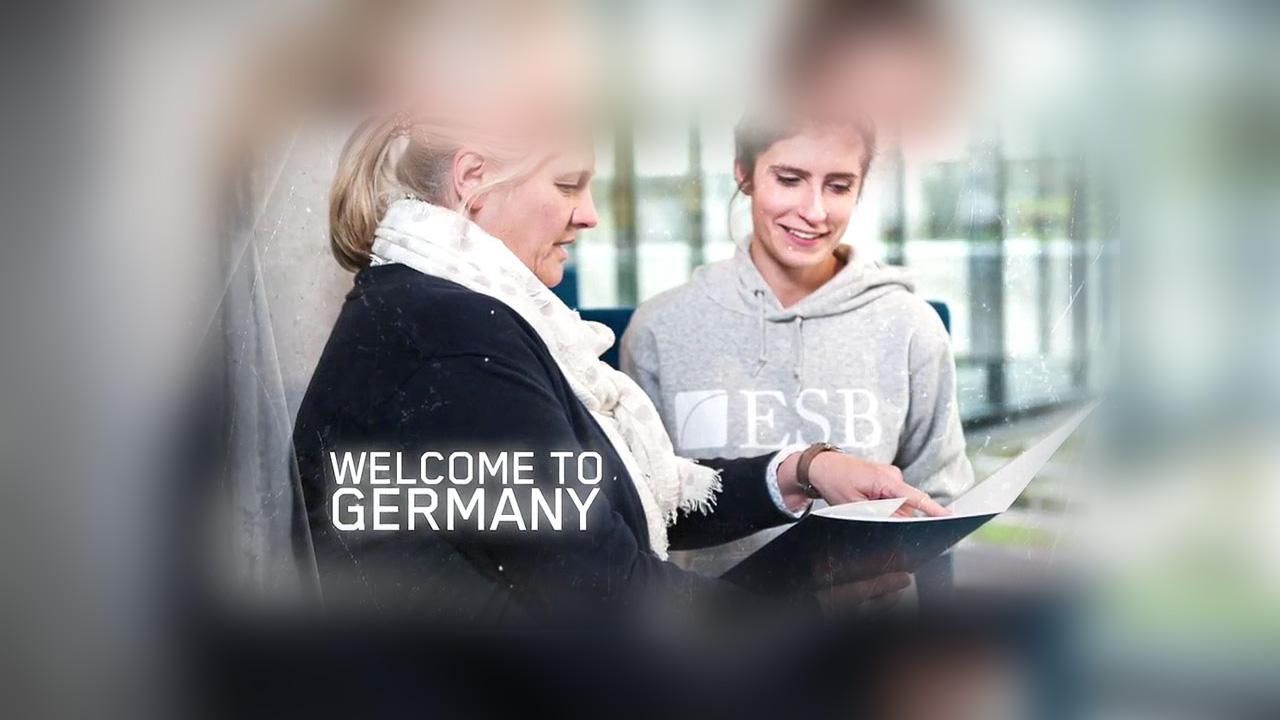 Videos für Hochschulen – die Zielgruppe der ESB Business School sind junge Menschen sowie Menschen Anfang / Mitte 20.