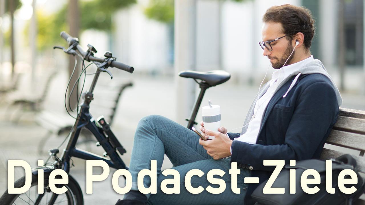 Hauptziel der Podcasts war es die eigenen Mandanten informativ weiter zu versorgen.