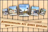 Kamerateam in Stuttgart mit Konny Reimann unterwegs