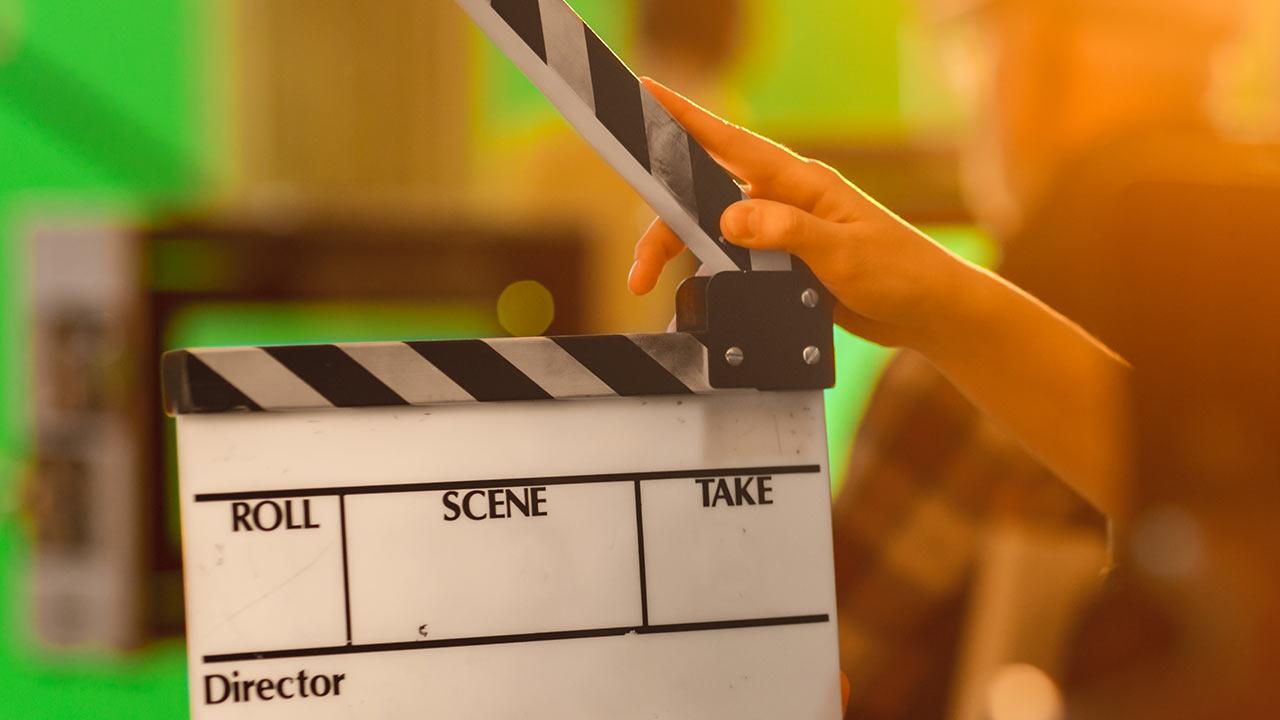 Im Pionierfilm Filmstudio können Sie Ihr eLearning produzieren.