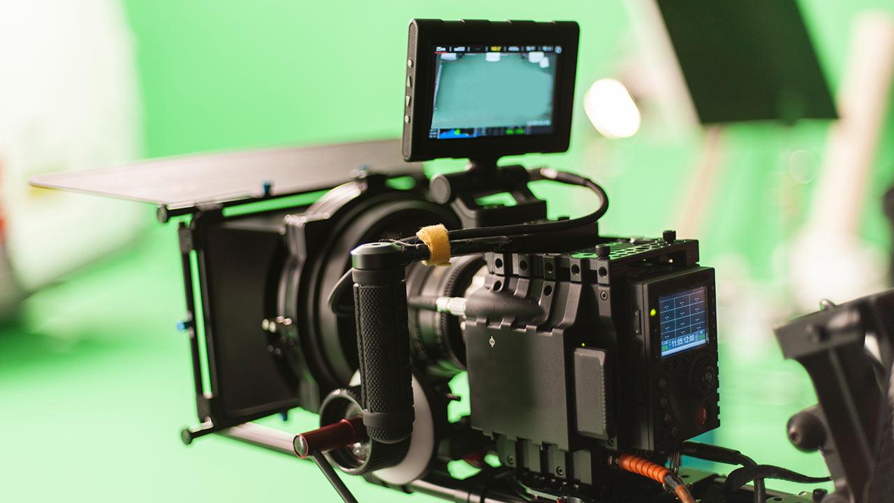 In unserem Filmstudio können Sie Ihr eLearning Video herstellen lassen.