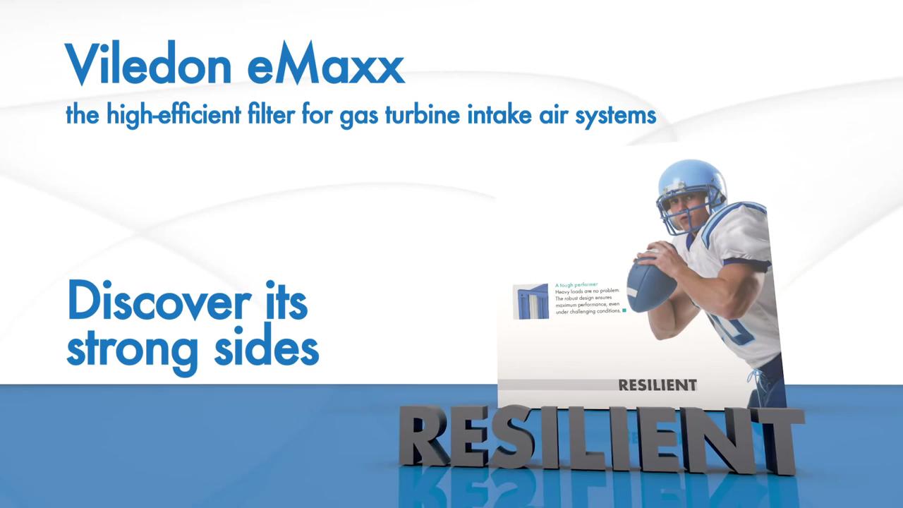 Für Viledon eMaxx haben wir diese 3D Animation im Auftrag von Freudenberg Filtration Technologies erstellt.