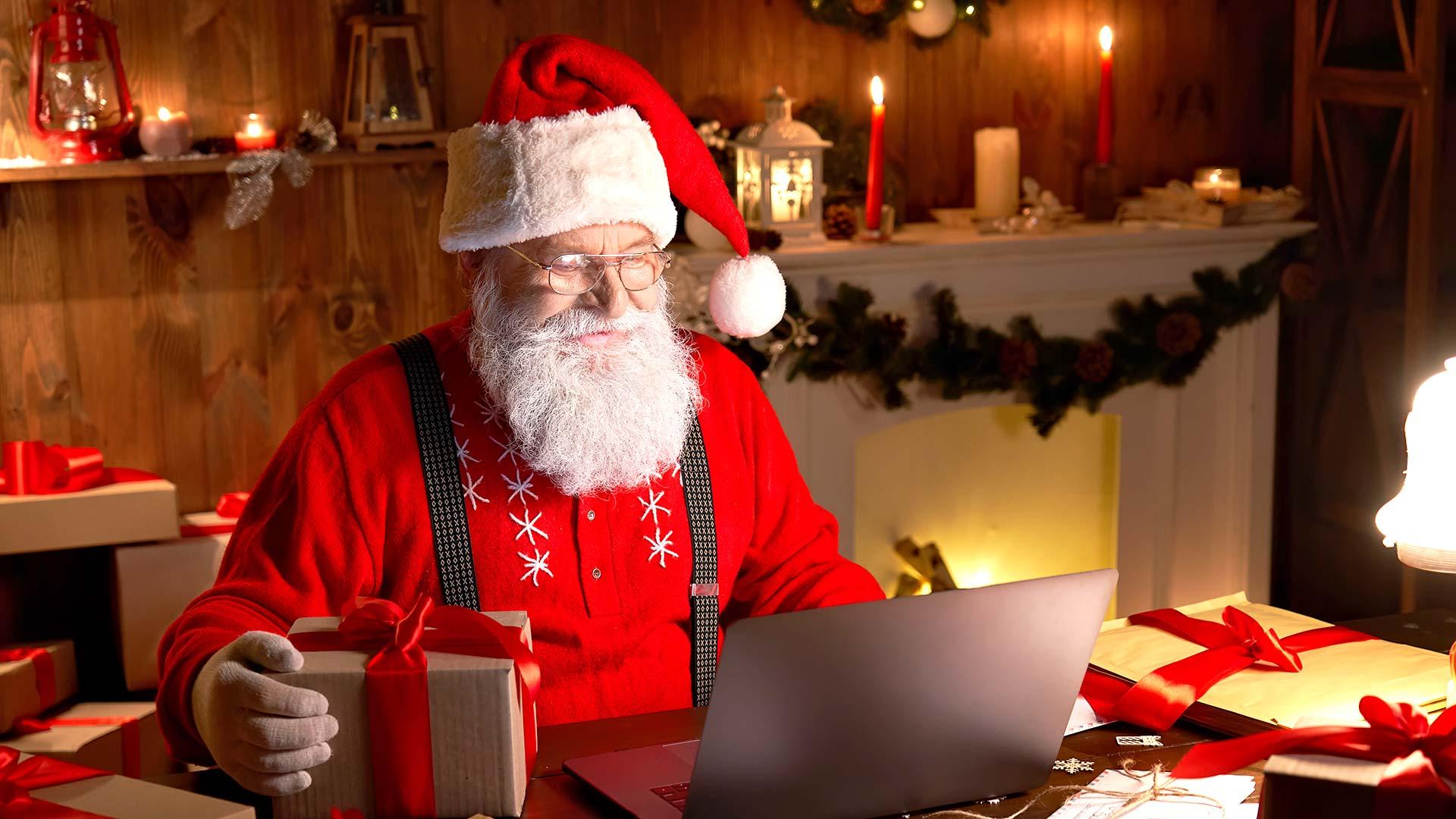 Individuelles Weihnachtsvideo erstellen durch die Pionierfilm GmbH.