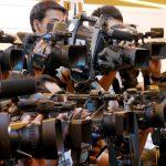 Livestream einer Pressekonferenz mit der Pionierfilm durchführen.