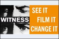 Pionierfilm spendet für WITNESS.